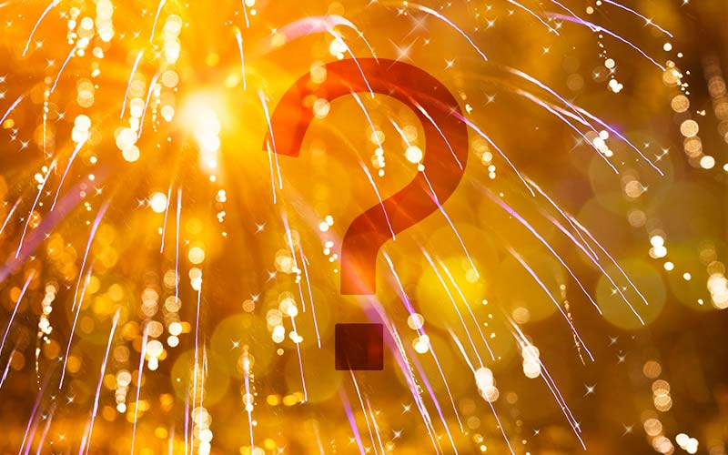 Unusual Questions to Ask on the Eve of a New Decade