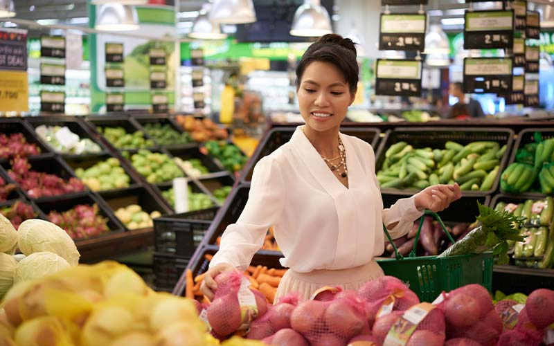What Happens If You Run Into a Client at the Supermarket?